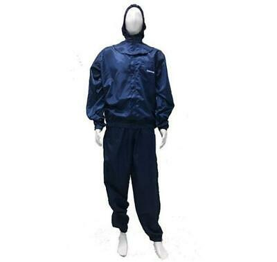 Standox 2 Piece Spray Paint Suit Standoblue Anti Static Overalls Detached Hood