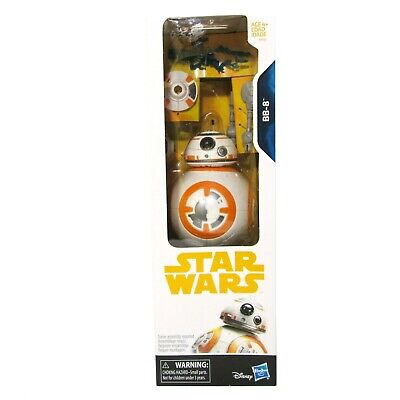 Star Wars BB-8 Hasbro Disney Collectible Figure Titan Hero Series Force New
