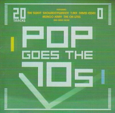 Various Artists - Pop Goes the 70's BRAND NEW SEALED MUSIC ALBUM CD - AU STOCK