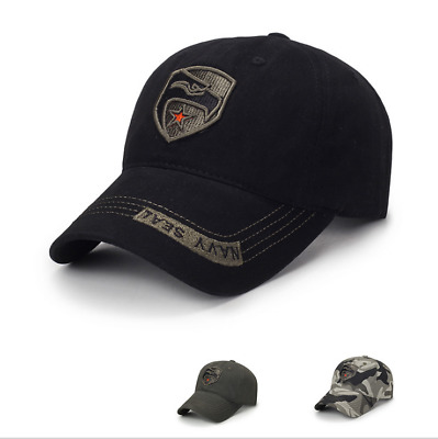 Camouflage Flat Hats Men Breathable Tactical Snapback Caps Embroidery