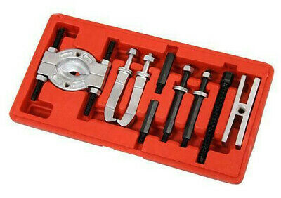 Mini Bearing Separator Puller Extractor Tool Set 9pcs For Small Gears, Wheels