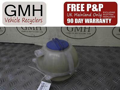 Volkswagen Polo 1.4 Petrol Overflow Bottle / Expansion Tank 2005-2009 ~