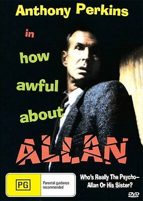 How Awful About Allan - Anthony Perkins New & Sealeddvd