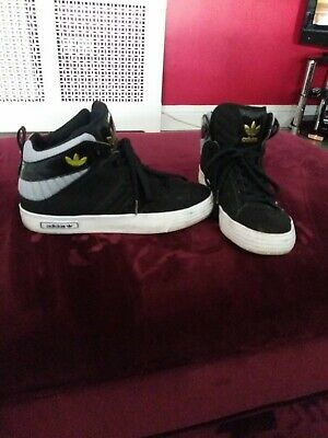 many styles check out best place WOMENS OR MENS Adidas Neo Ortholite Hi Tops trainers size UK ...