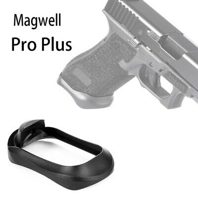 MAGORUI ALUMINUM COMPACT Pro Magwell for Glock 19 23 32 38