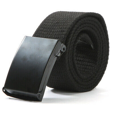 Men Women Elastic Fabric Woven Belt Expandable Braided Stretch Belts Casual New