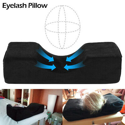 Comfortable Eyelash Extension Pillow With Pockets Grafted Lash Makeup Tool Soft