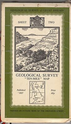 Geological Survey Ten Mile Geologial Map Of Gre... - Geological Survey - Acce...