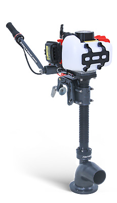 OUTBOARD MOTOR FOR Kayak Jet Turbo Cut With Clutch 3 0 hp 2