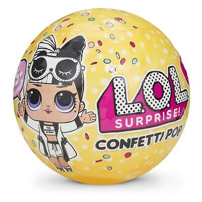 L.O.L. Surprise - Confetti Pop Series 3 Wave 2 - NEW SEALED UNPOPPED