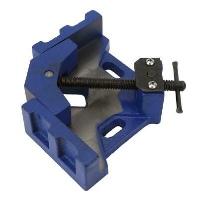 """90 Degree Right Angle Corner Clamp  4"""" High Quality Heavy Duty Welding Fixture S"""