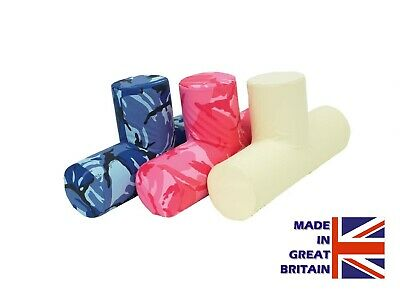 T-Roll - Leg positioning aid - Various colours and sizes - Wipe clean cover.