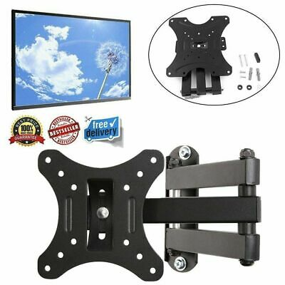 "Support TV mural orientable et inclinable 14""-42"" 40 42  LCD 35-106cm 30kg YC"