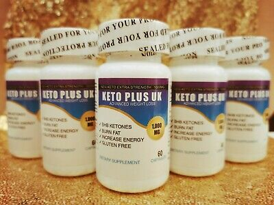 Keto Plus UK - Extra Strength 1000mg - Ultimate Weight Loss Supplement