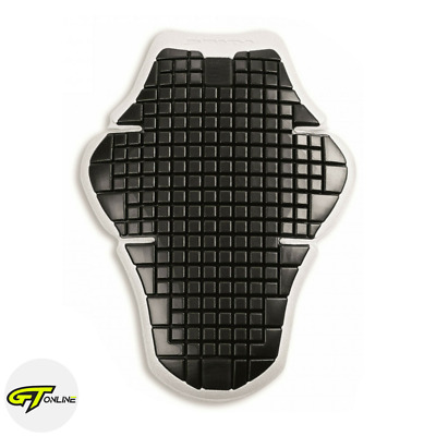 Genuine Ducati Spidi Warrior 2 Back Protector | Motorcycle | Black | 981027003