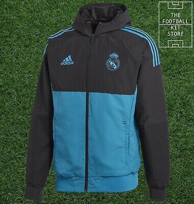ADIDAS TRACK JACKET REAL MADRID GIACCA CALCIO art