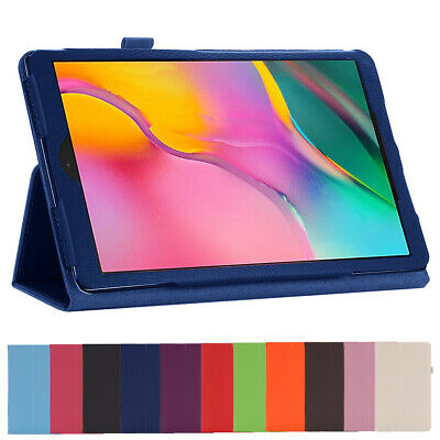 Case For Samsung Galaxy Tab A 8.0 2019 T290 T295 Slim Flip Leather Smart Cover