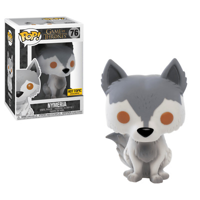 Funko Pop Game Of Thrones Nymeria 76 Hot Topic Exclusive