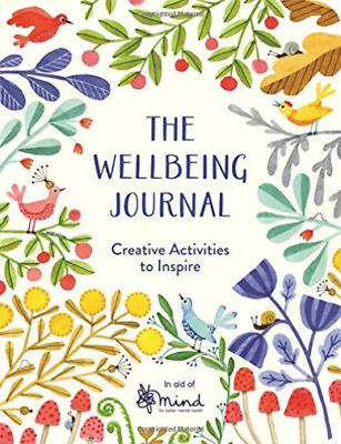 Mind-Wellbeing Journal BOOK NEW