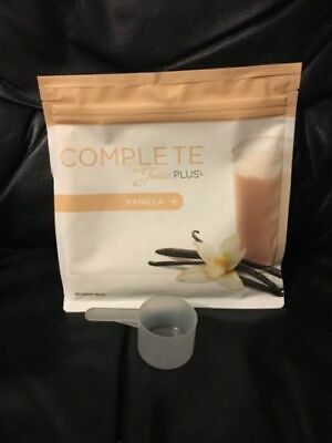 New Juice Plus Vanilla Shakes Weight Loss 562.5G Bags With Scoop Expiry