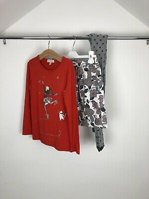 10y Lili Gaufrette Skirt Outfit RRP £110
