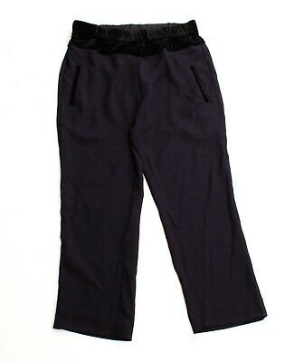 Womens The Kooples New Playa Cropped Trousers Size 40