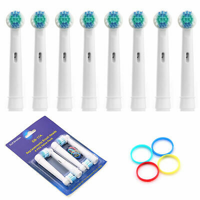 12 Pcs Precision Electric Toothbrush Replacement Brush Heads For Oral B Braun UK