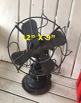 VINTAGE ANTIQUE WESTINGHOUSE Whirlwind Oscillating Electric