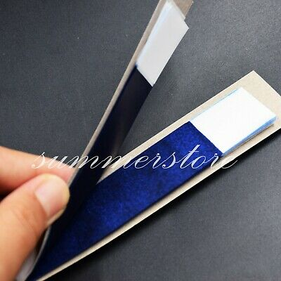 20 Books/Box Dental Red/Blue Articulating Paper Soft Thin Strips 10 Sheets/Book