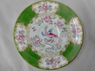 Minton 4863 Cockatrice Green Saucer Excellent Condition - 4 Available