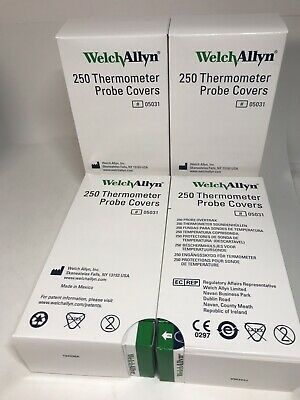 Welch Allyn Probe Covers for SureTemp 690 and 692 Thermometers 05031