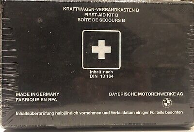BMW Original Sealed Factory First-Aid Kit B - E36 1998
