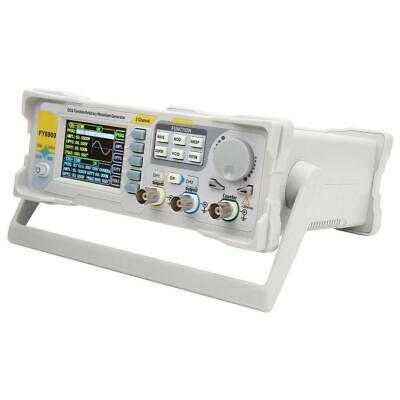 FY6900 2.4'' 250MSa/s Digital DDS Signal Generator 100M Frequency Meter Counter