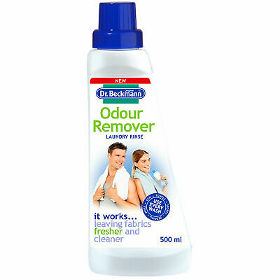 Dr. Beckmann Laundry Odour Remover Laundry Clothes Antiperspirant Sweat Smell