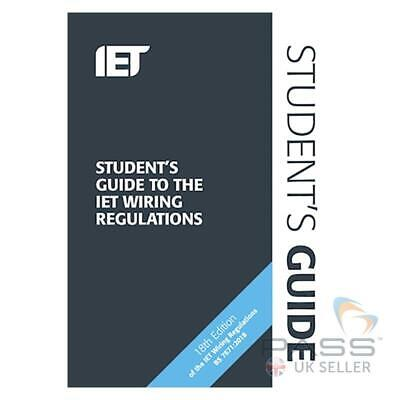 IET Student's Guide to the IET Wiring Regulations 2nd Edition