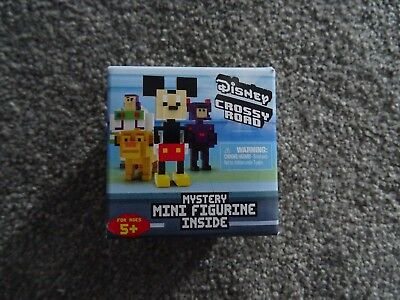 Mojang Minecraft Craftables// Mystery Mini-Figure Or Crossy Roads
