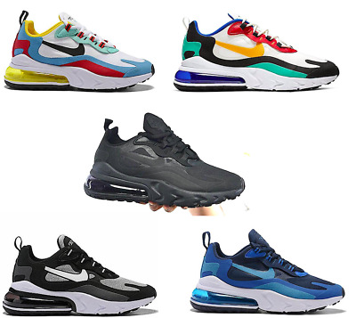 2019 NEW MEN'S Air Max 270 React Trainers Sneakers Shoes UK 6,7,8,9,10,11
