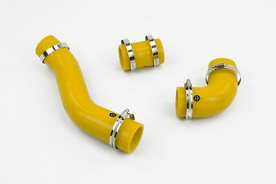 Land Rover Defender/Discovery 300TDI Silicone Intercooler Turbo Hoses Yellow