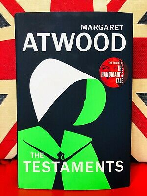 The Testaments by Margaret Atwood (Hardback 2019) The Handmaid's Tale Sequel NEW