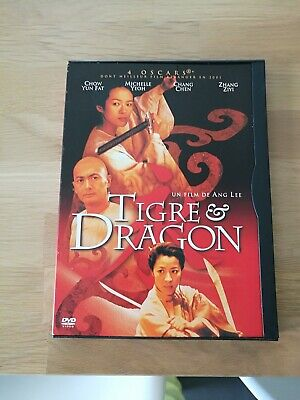 Tigre Et Dragon Dvd