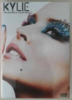 Kylie Minogue Triple DVD The Collection 2019