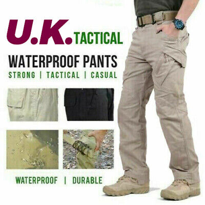 Soldier Tactical Waterproof Pants ORIGINAL - Quality Guaranteed New