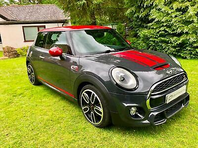 2015 MINI COOPER S 2.0 3dr JCW JOHN COOPER WORKS SPORTS PACK PRO EXHAUST
