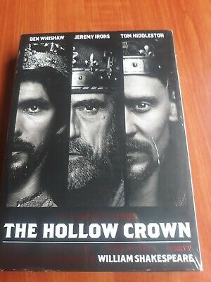 The Hollow Crown:The Complete Series 4-Discs set (2013) REGION 1 DVD New, sealed
