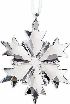 Swarovski Little Snowflake Ornament 2018, Small, Clear Crystal NEW