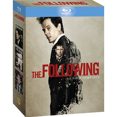 STV *** THE FOLLOWING - La Serie Completa (9 Blu-ray) *** sigillato