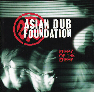 Asian Dub Foundation - Enemy Of The Enemy BRAND NEW SEALED MUSIC ALBUM CD