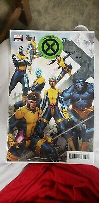 House of X #4 (2019) Connecting Variant (Marvel Comics) NM UNREAD SOLD OUT!!