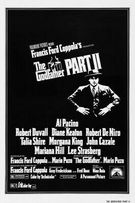 N-94 The Godfather Poster Part III Al Pacino Classic Movie 06 Wall Decor
