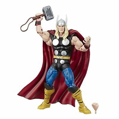"""Marvel Comics 80th Anniversary Legends Series 6""""-Scale Vintage Comic-Inspired..."""